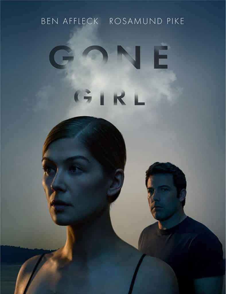 7. Gone Girl (2014, David Fincher) - 21 trends