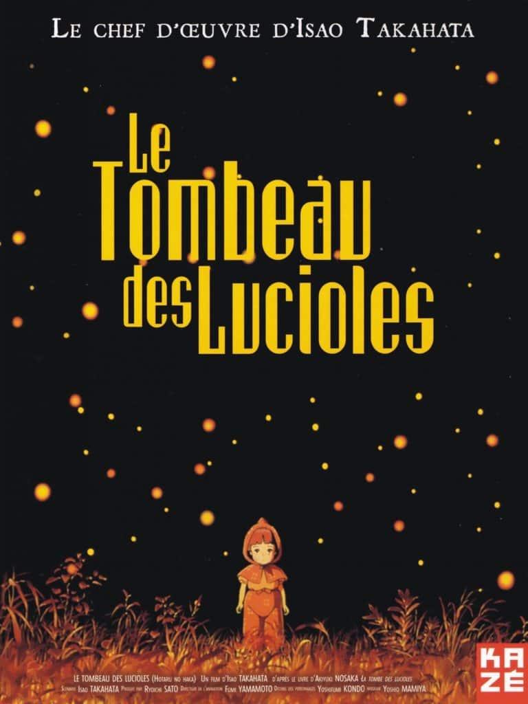 18. Le Tombeau des lucioles (1988, Isao Takahata) - 21 trends