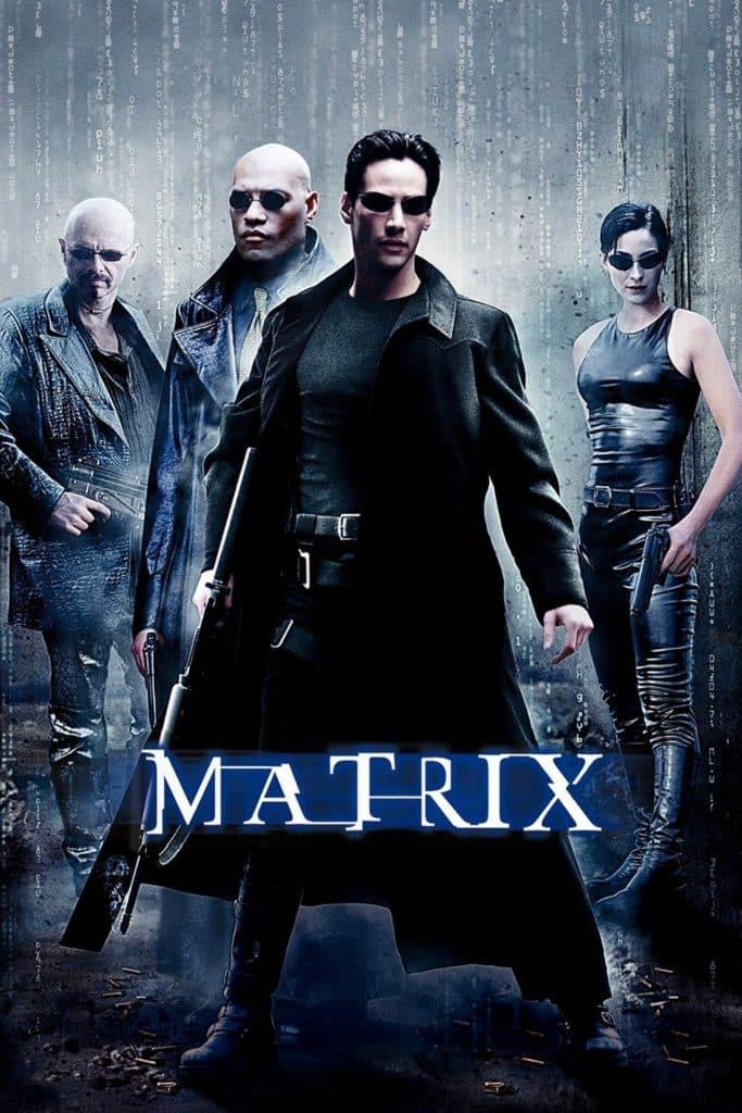 10. Matrix (1999, Lana Wachowski & Lilly Wachowski) - 21 trends