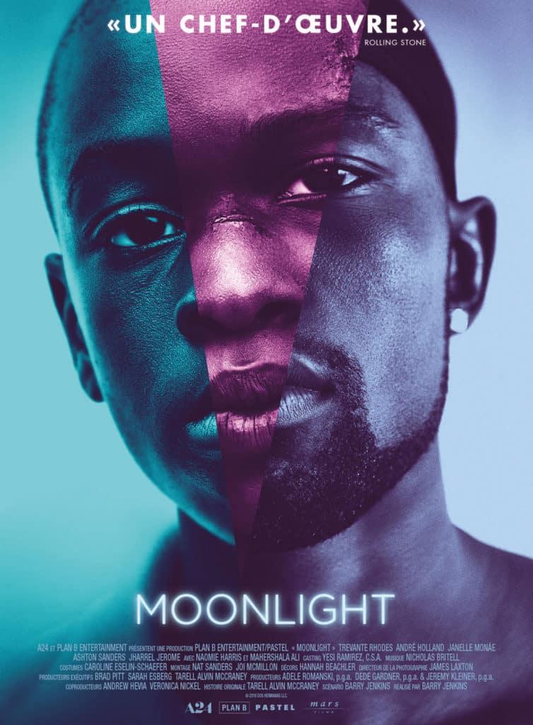 8. Moonlight (2016, Barry Jenkins) - 21 trends