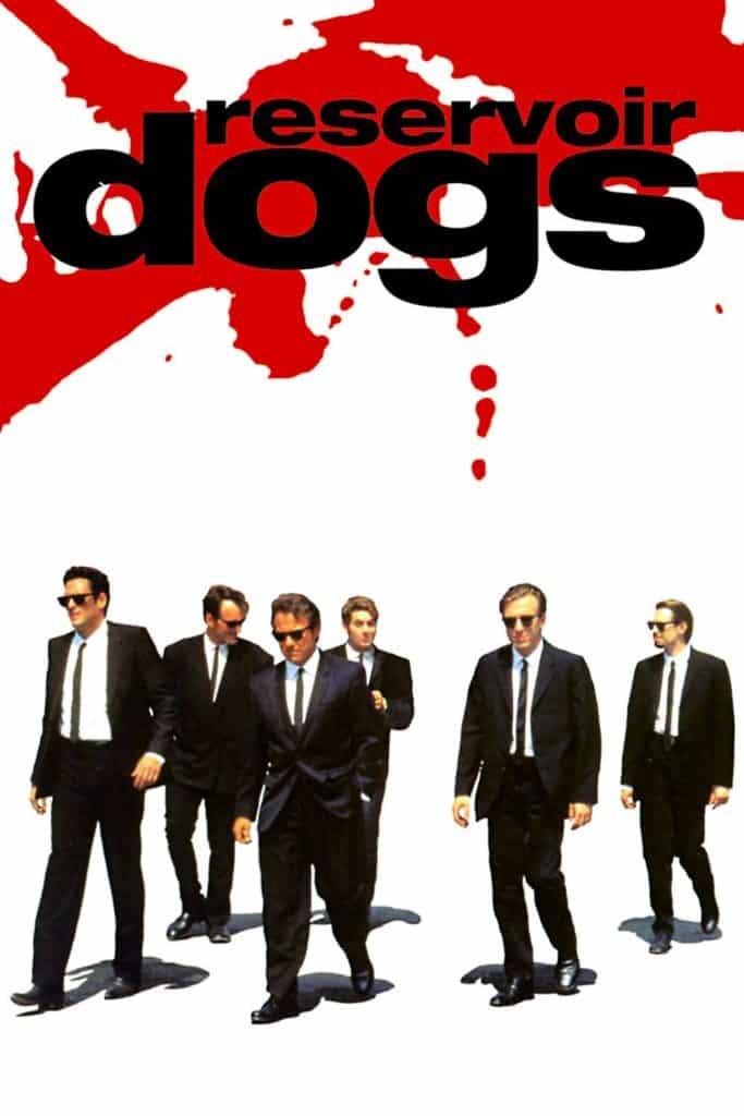 13. Reservoir Dogs (1992, Quentin Tarantino) - 21 trends
