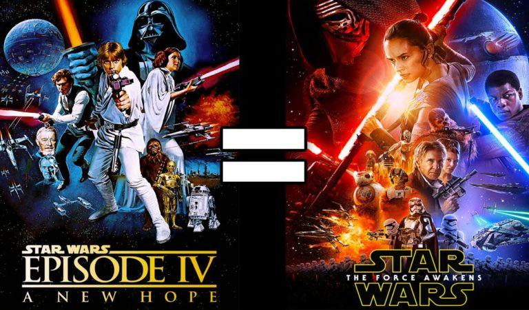Star Wars – Première Trilogie vs La dernière