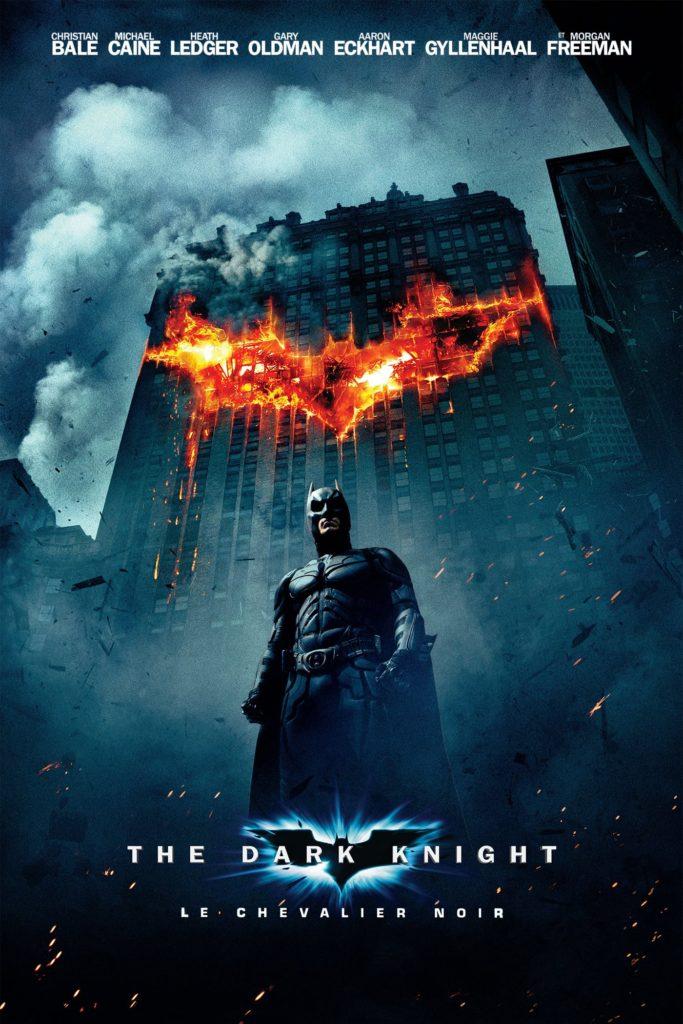 1. The Dark Knight (2008, Christopher Nolan) - 21 trends
