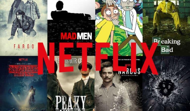 Top 16 des séries Netflix – Juin 2020
