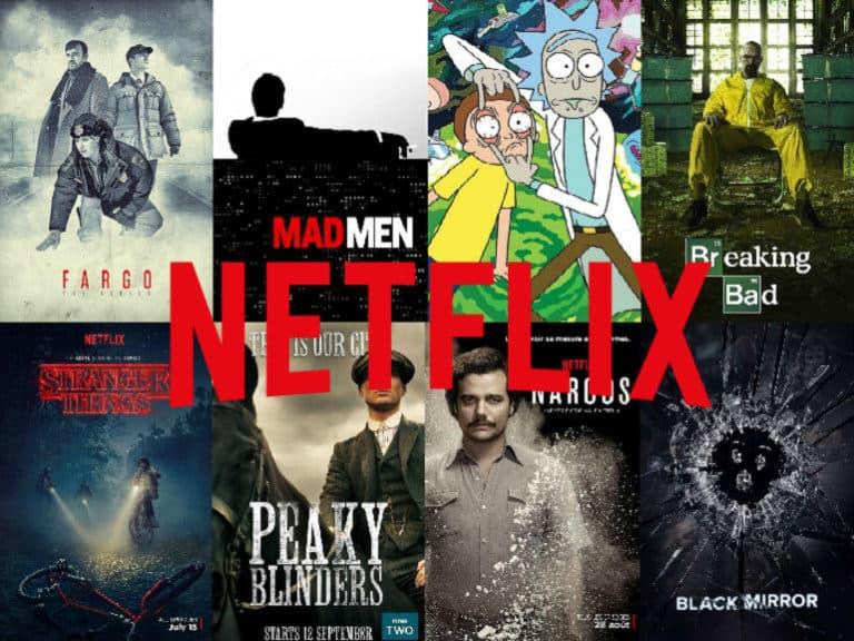 Top 16 des séries Netflix – Juin 2020 - 21 trends - Cover