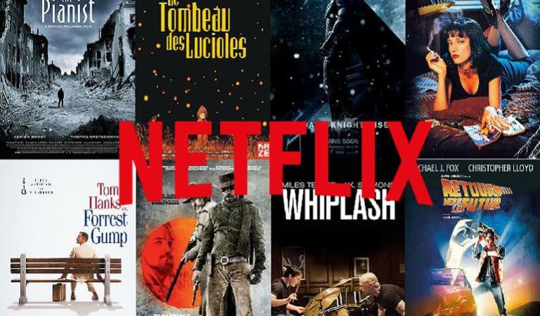 Top 20 des meilleurs films disponibles sur Netflix – Juin 2020