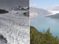 La Terre avant le réchauffement climatique et aujourd'hui. - 21 Trends
