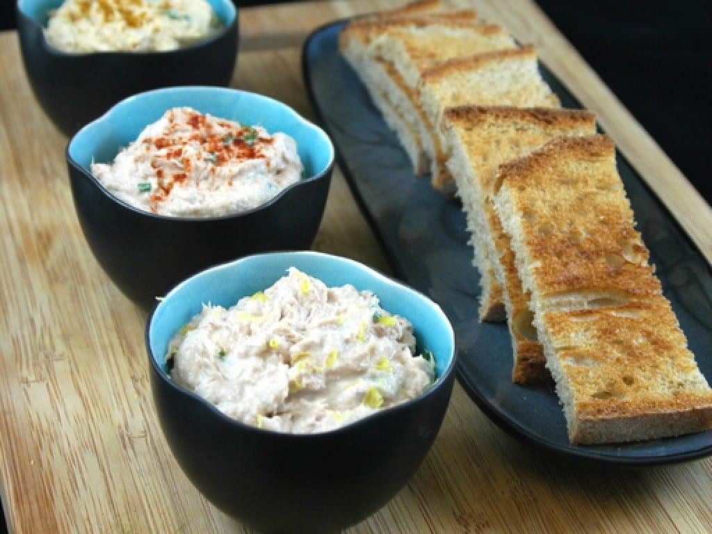 21 Trends - Des rillettes de thon au basilic à tartiner