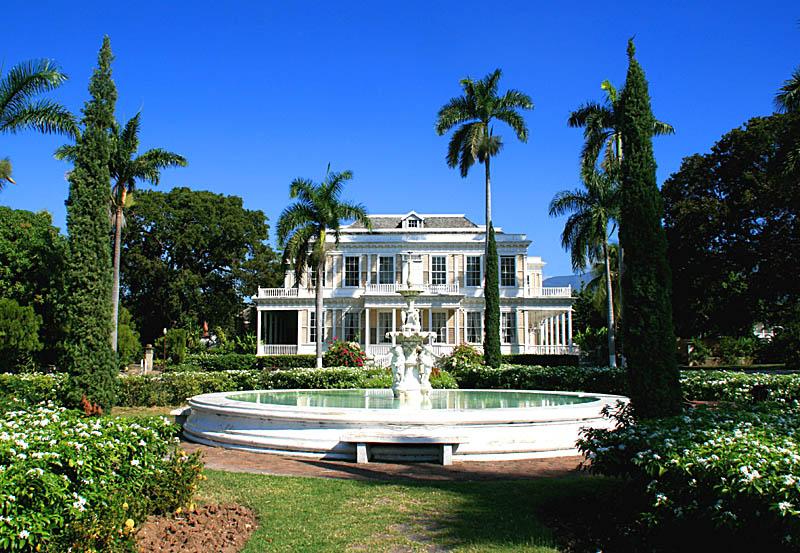 21 Trends - La maison de plantation Devon House à Kingston
