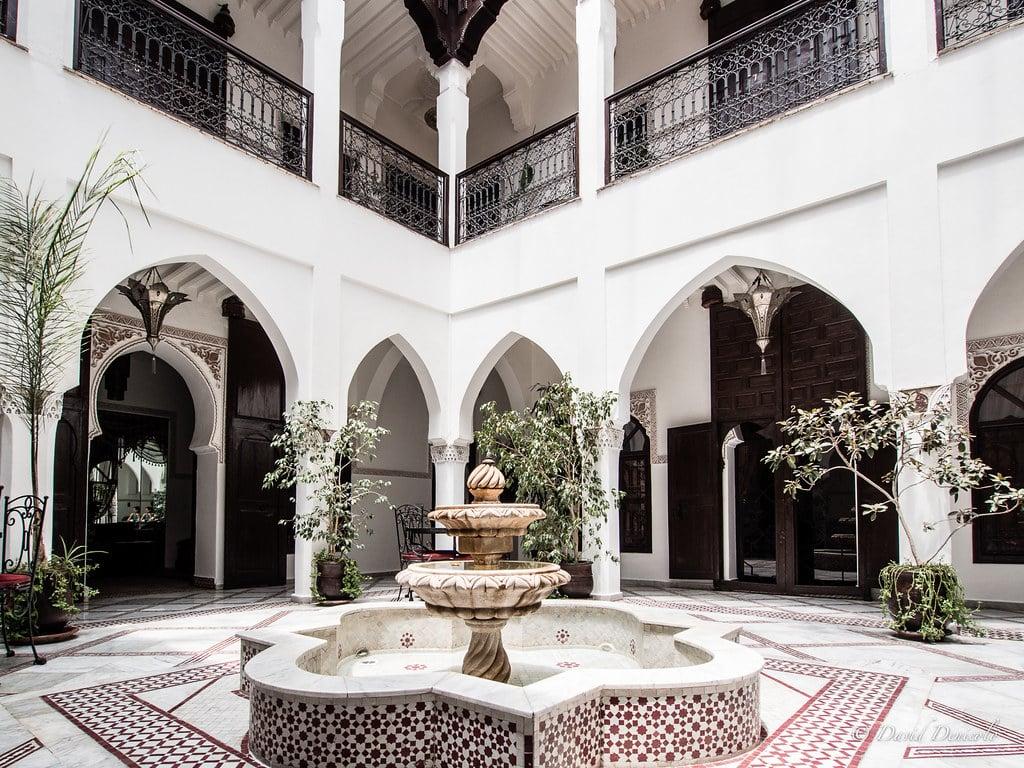 21 Trends - La maison traditionnelle de Marrakech