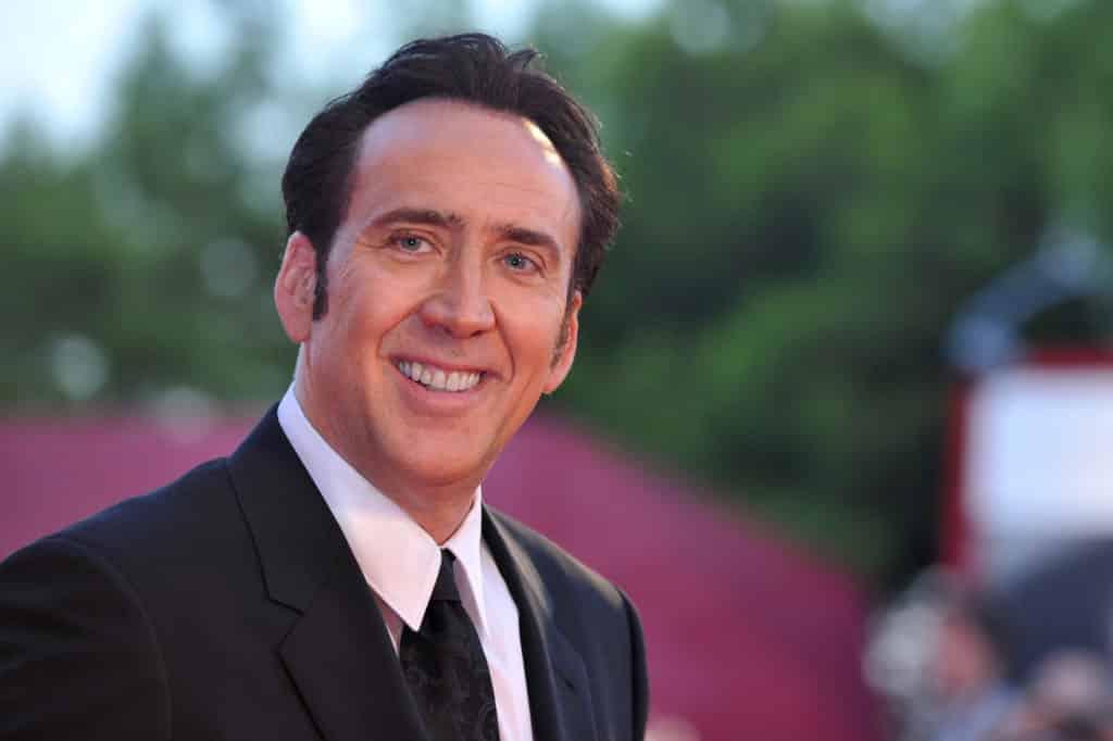 21 Trends - Le célèbre acteur Nicolas Cage
