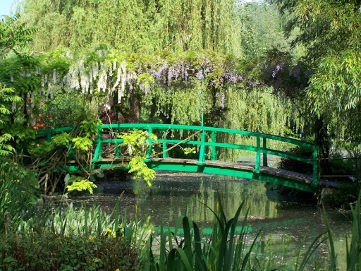 21 Trends - Le jardin Monet