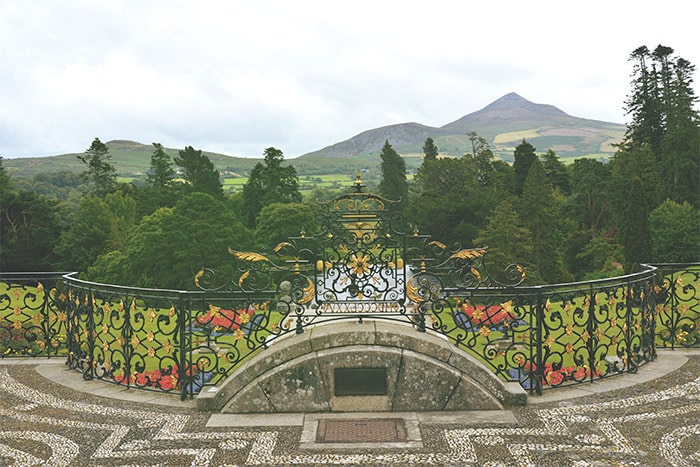 21 Trends - Le jardin Powerscourt