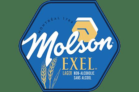21 Trends - Le logo de la marque Molson