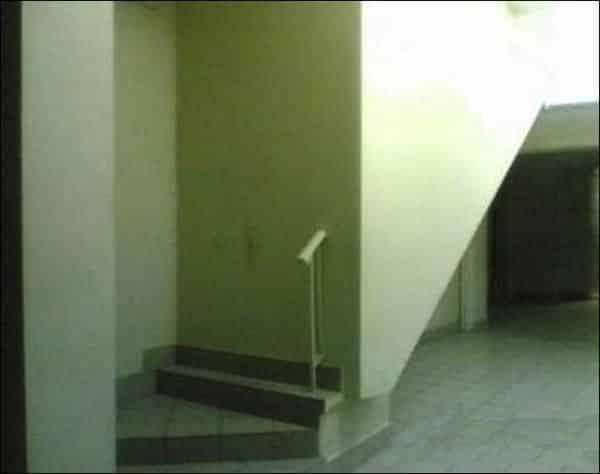 21 Trends - Les escaliers bouchés