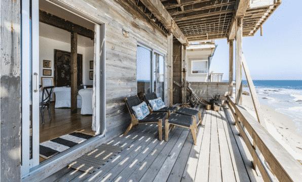 21 Trends - Les maisons rustiques de bord de l'eau à Malibu