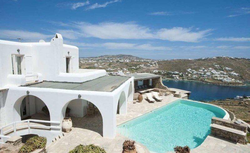 21 Trends - Les villas de l'île Mykonos