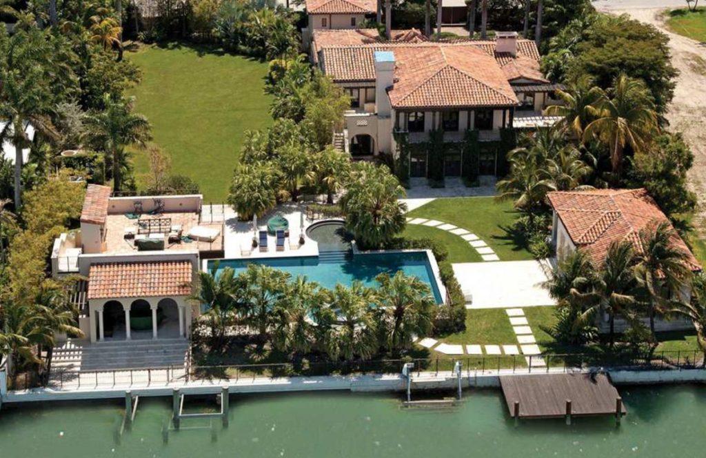 21 Trends - Top 20 :  La demeure au style contemporain de Matt Damon à 15 millions de dollars