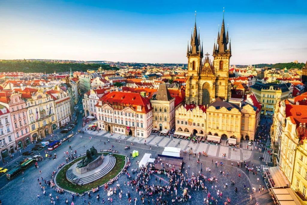 21 Trends - Prague