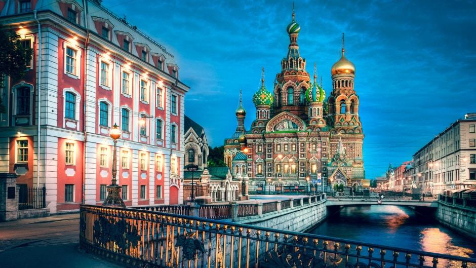 21 Trends - Saint-Pétersbourg