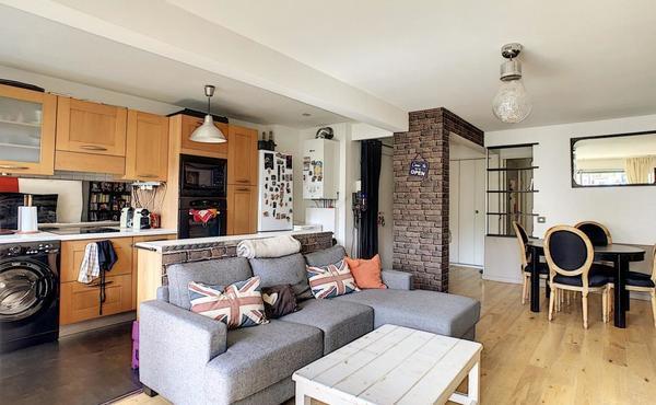 21 Trends - L'appartement de Boulogne-Billancourt qui a séduit plus d'un par sa beauté