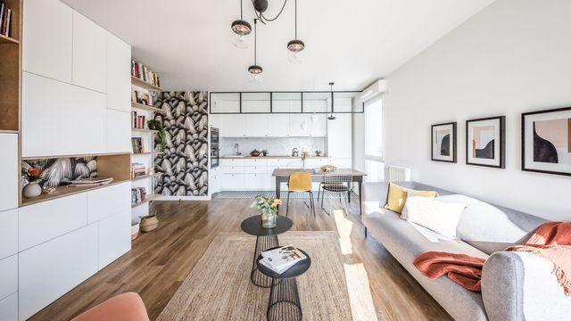 21 Trends - Le plus bel appartement pour accueillir votre famille