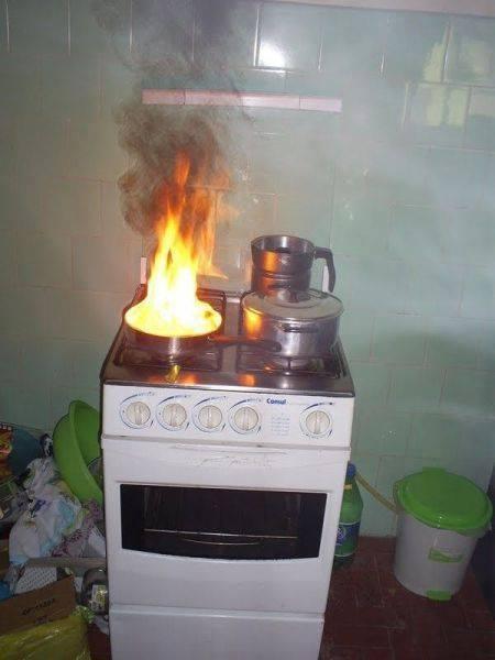 21 Trends - La casserole qui brûle