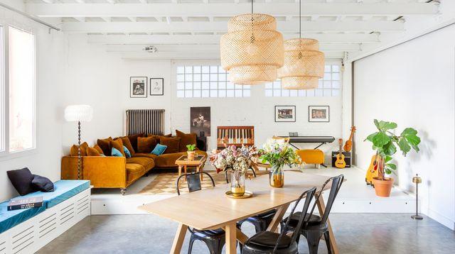 21 Trends - Un loft à couper le souffle qui se situe dans le 7e arrondissement de la ville de Paris