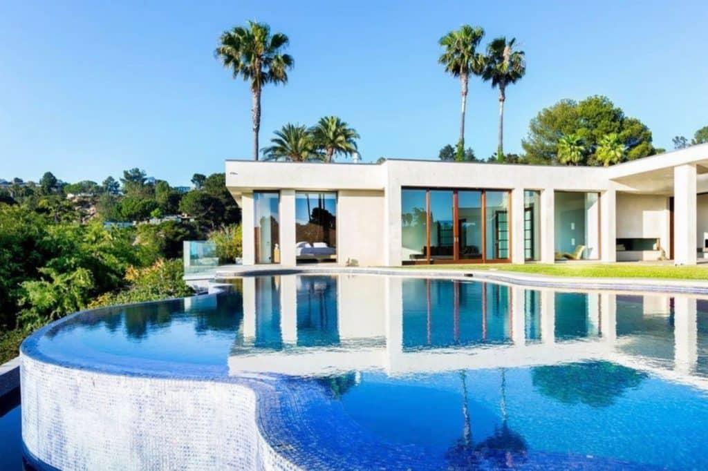 21 Trends - Top 2 : l'immense maison de Justin Bieber