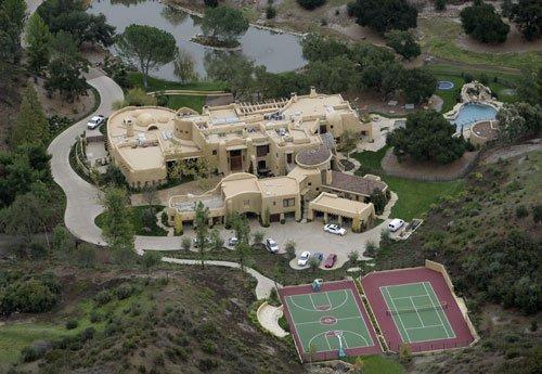 21 Trends - Top 3 : L'incroyable maison de l'acteur et chanteur Will Smith
