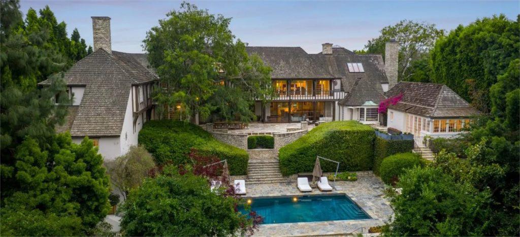 21 Trends - Top 6 : La luxueuse villa de Jennifer Aniston