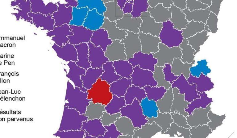 Top 20 des meilleurs départements de France, les Français ont voté